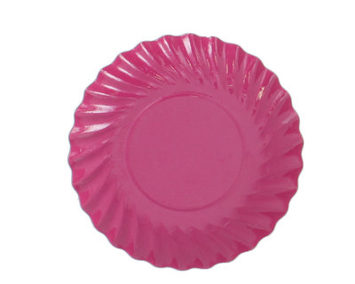 Les assiettes couleur